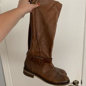 Lucky Brand Tall Brown Boots